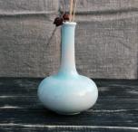 Глиняная керамическая ваза ручной работы