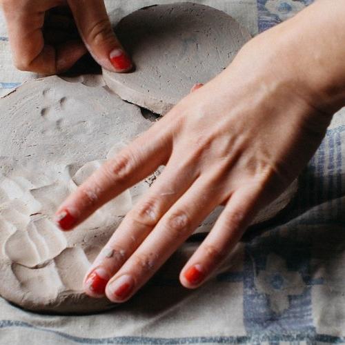 Позитивная энергетика в керамике и глине ручной работы